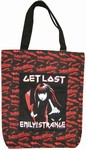 EMILY THE STRANGE - GET LOST TOTE BAG